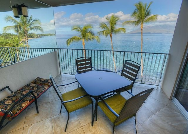 Spectacular 6th Floor Ocean Front Condo with A/C Throughout! - Image 1 - Kihei - rentals
