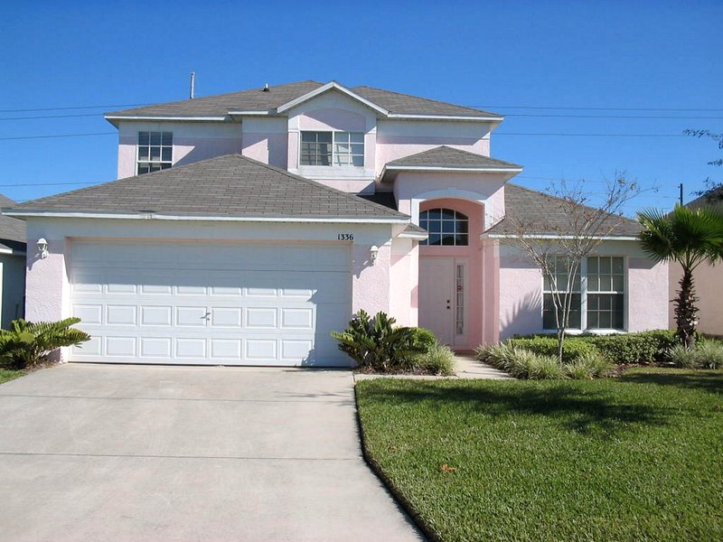 $95 p/n discount rate May Beautiful 4 bed private villa. Gated. Close to Disney. - Image 1 - Davenport - rentals