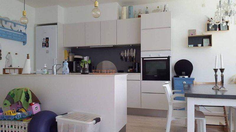 Edvard Thomsens Vej Apartment - Modern Copenhagen apartment at Oerestad district - Copenhagen - rentals