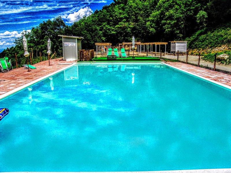 Villa Marianna:APT A, 7 miles from central Spoleto - Image 1 - Spoleto - rentals