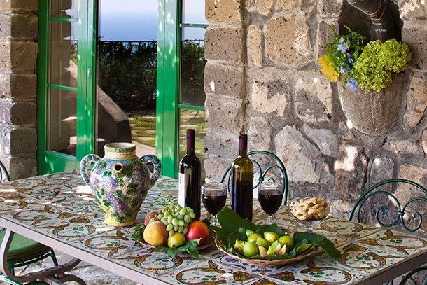 Sorrento Peninsula Villa with Spectacular Views  - Villa Dina - 12 - Image 1 - Marciano - rentals