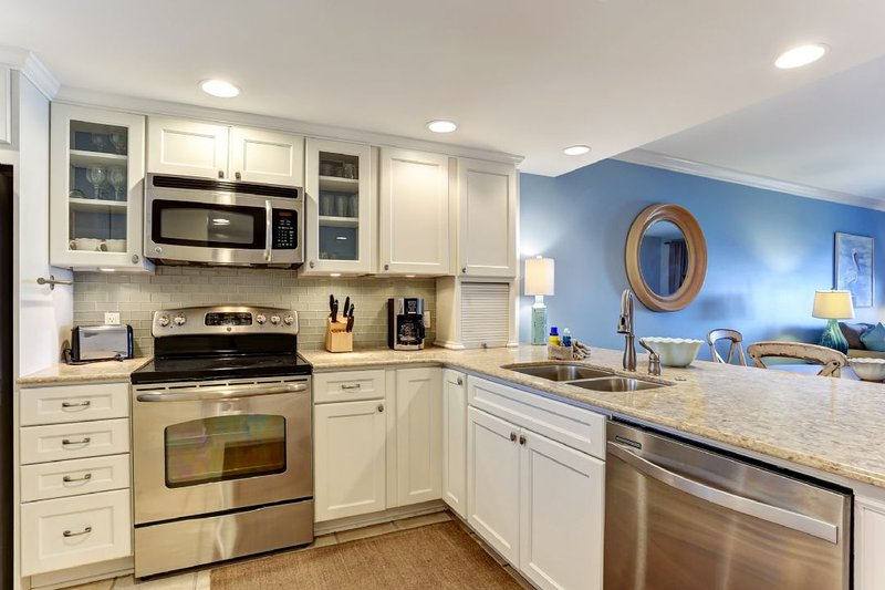 Kitchen - Sea Dunes 1653 - Amelia Island - rentals
