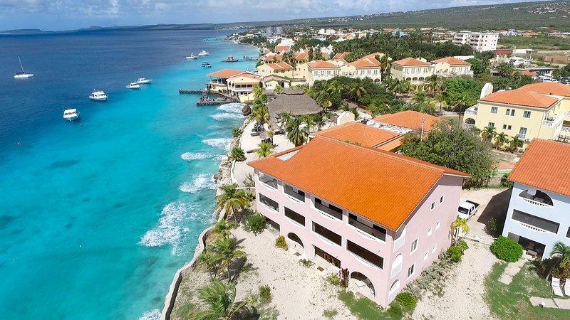 Front Row Bonaire - The Blue Zone @ Sand Dollar - 2 Bedroom Oceanfront - Kralendijk - rentals