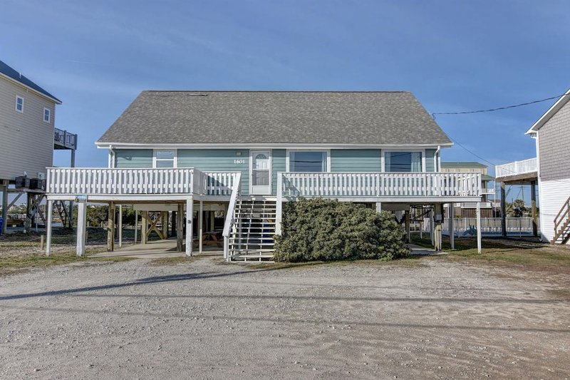 1601 New River Inlet Rd - New River Inlet Rd 1601 Oceanview! | Private Pool, Hot Tub, Pet Friendly - North Topsail Beach - rentals