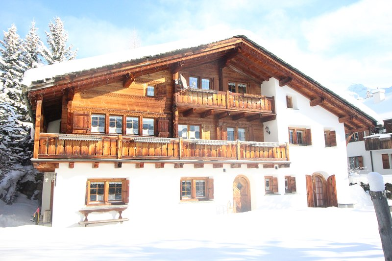 Family Chalet for Alpine Holidays - Image 1 - Arosa - rentals