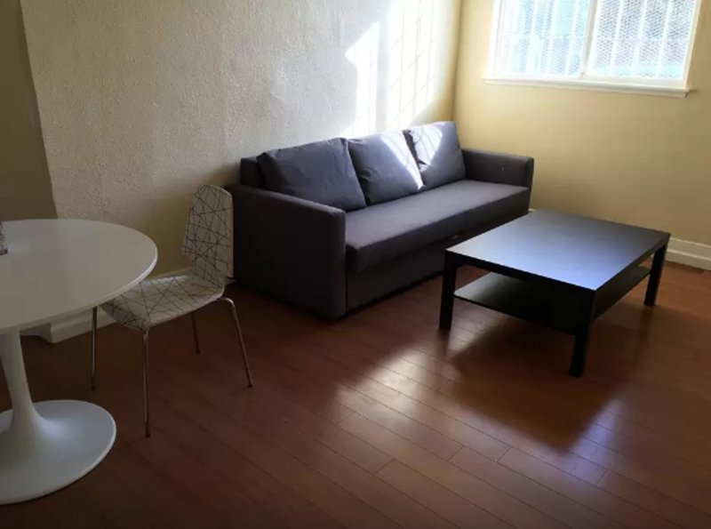 Furnished 1-Bedroom Condo at Seminary Ave & Harmon Ave Oakland - Image 1 - Oakland - rentals