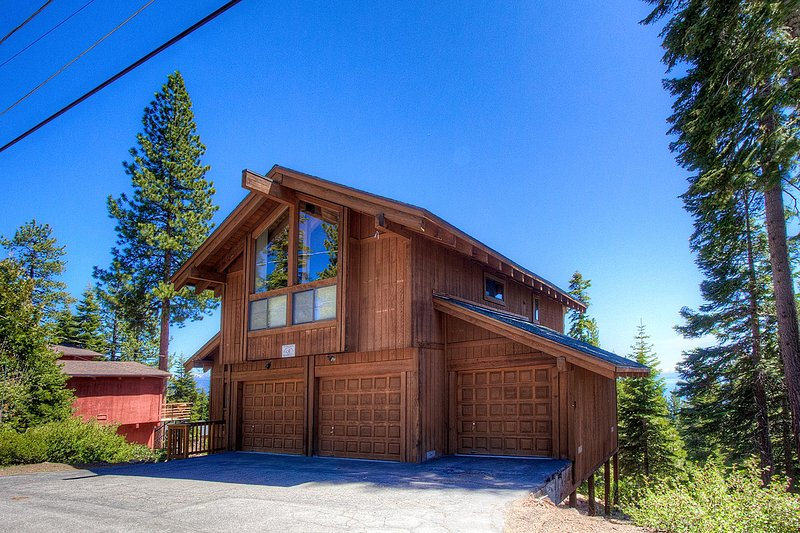 Panoramic Views from Massive Deck of North Tahoe Home ~ RA854 - Image 1 - Tahoe Vista - rentals