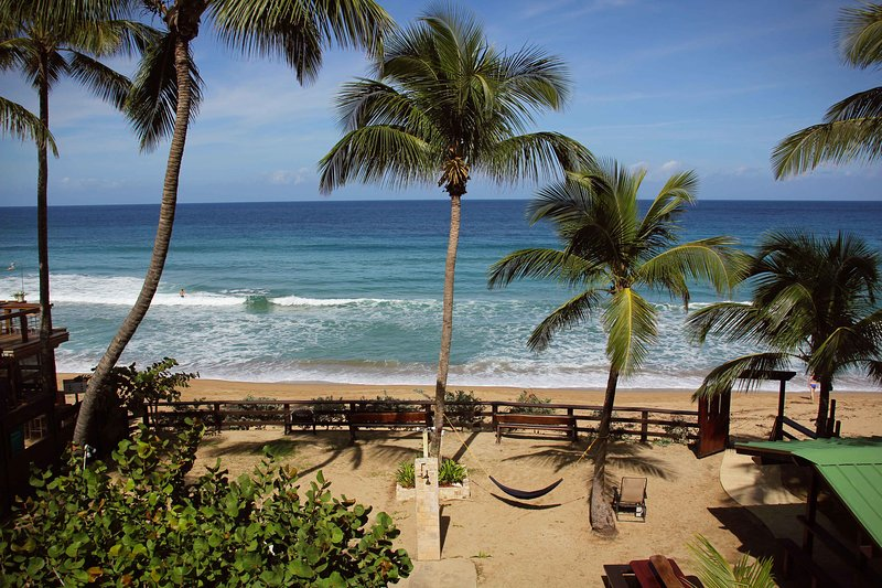 Beachfront Penthouse - Sandy Beach (Pelican Point) - Image 1 - Rincon - rentals