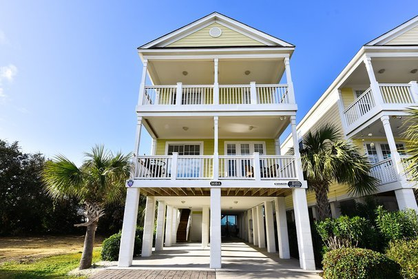 Sea View - Image 1 - Surfside Beach - rentals