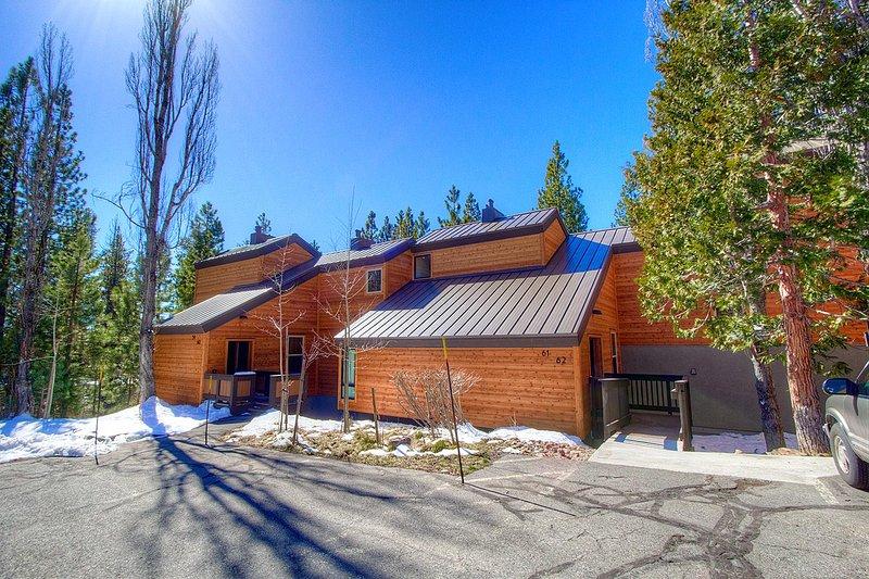 Tahoe City Condo in The Villas ~ RA885 - Image 1 - Tahoe City - rentals