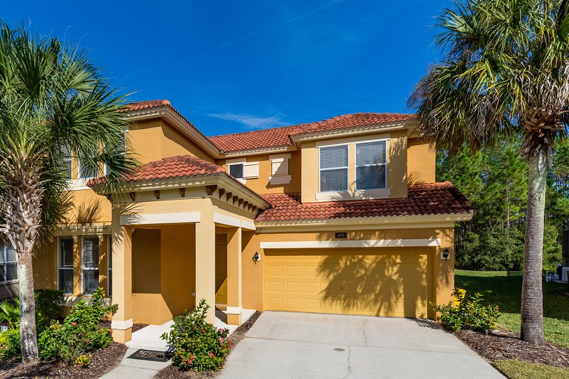 Watersong - 4 Bed 4.5 Bath Pool Home (486-WATER) - Image 1 - Orlando - rentals