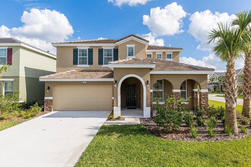 Solterra Prestigious Pool/Spa, Spectacular Club House & Resort Pool (5306-SOLT) - Image 1 - Orlando - rentals