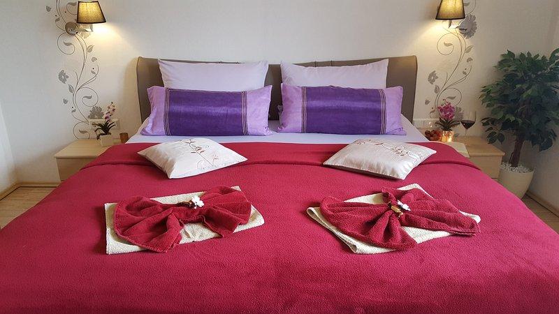 Bedroom - Apartment near the beach - Villa Waldblick Zempin - Zempin - rentals
