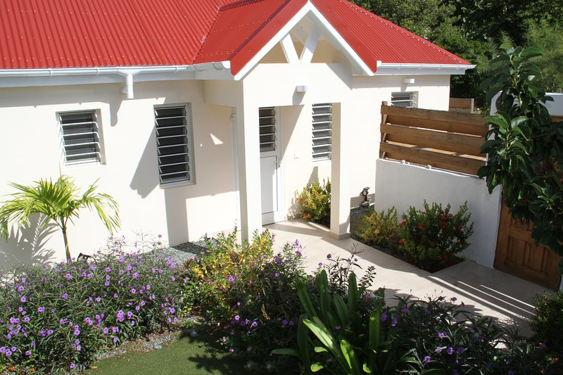 Brand New Villa Rose des Cayes With Private Pool , Available for Christmas! - Image 1 - Anse Des Cayes - rentals