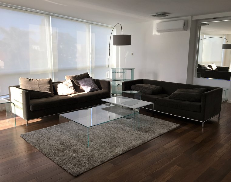 Luxury Waterfront Furnished 3BDR Apartment Lido101 - Image 1 - Montevideo - rentals