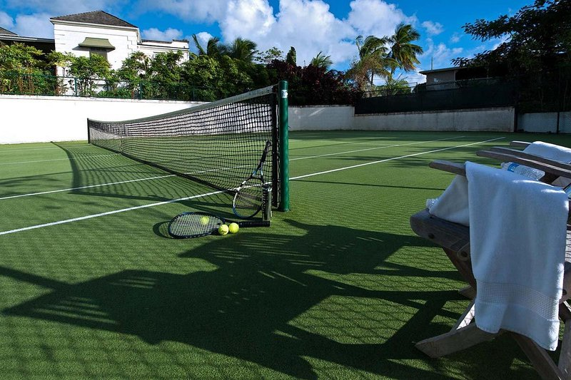 Sugar Hill - Go Easy: Tennis Court - Sugar Hill - Go Easy: Stunning Private Villa - Sugar Hill - rentals