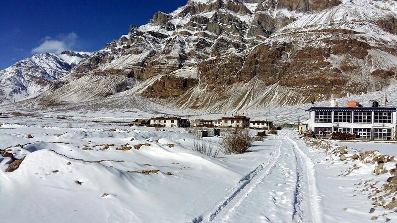 Welcome to The Nomad's Cottage... - The Nomad's Cottage, Losar, Spiti Valley. - Lahaul and Spiti District - rentals