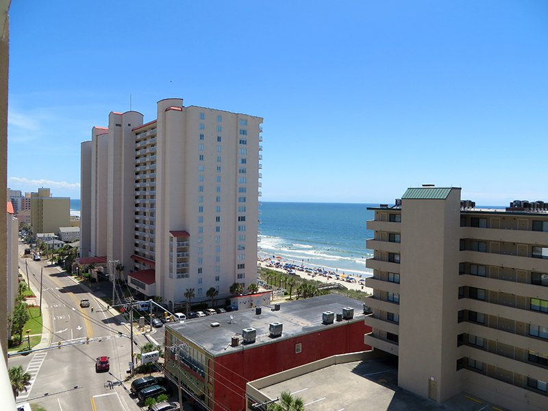 Malibu Pointe #802 - Image 1 - North Myrtle Beach - rentals