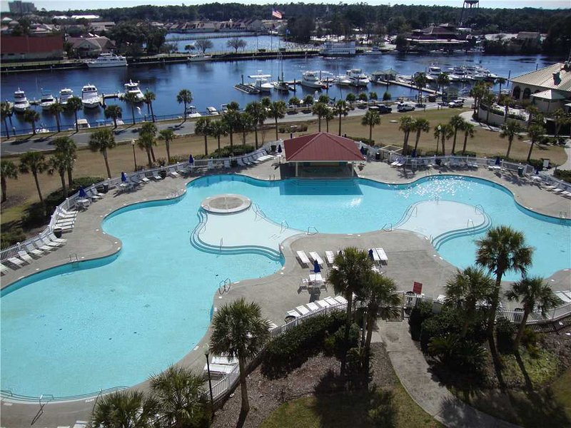 North Tower #809 - Image 1 - North Myrtle Beach - rentals