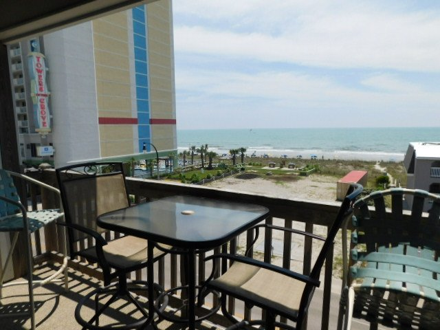 Ocean Terrace C3 - Image 1 - North Myrtle Beach - rentals