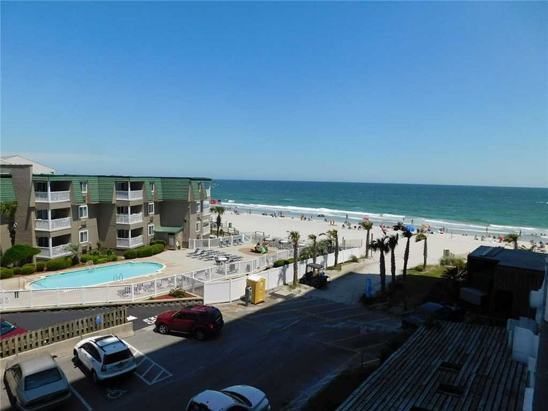 Beautiful 2 Bedroom Condo with a Terrace at the Sands Ocean Club - Image 1 - Myrtle Beach - rentals