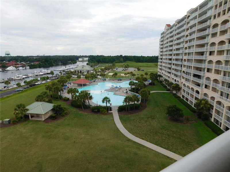 Yacht Club Villas #1-804 - Image 1 - North Myrtle Beach - rentals