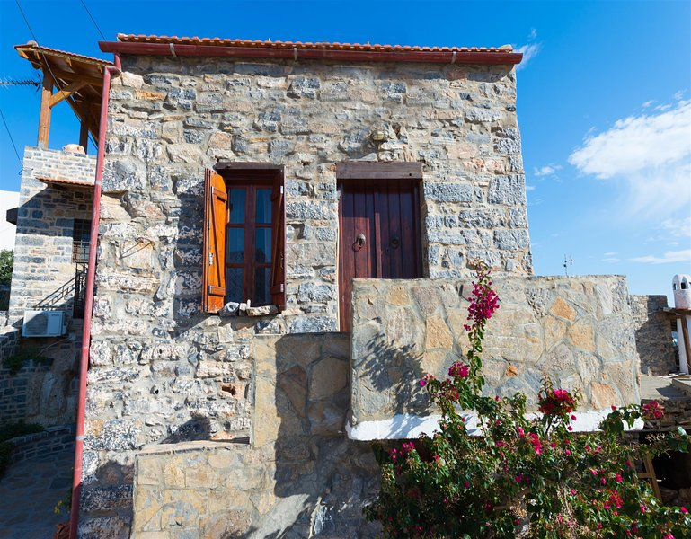Cretan Traditional Home with Sea View (Leonidas) - Image 1 - Elounda - rentals