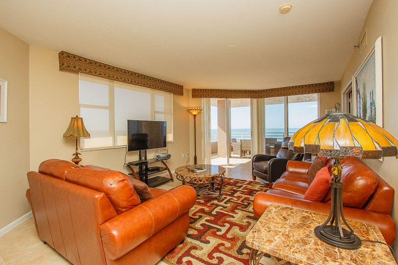 Living Area - Som 701 - Somerset - Marco Island - rentals