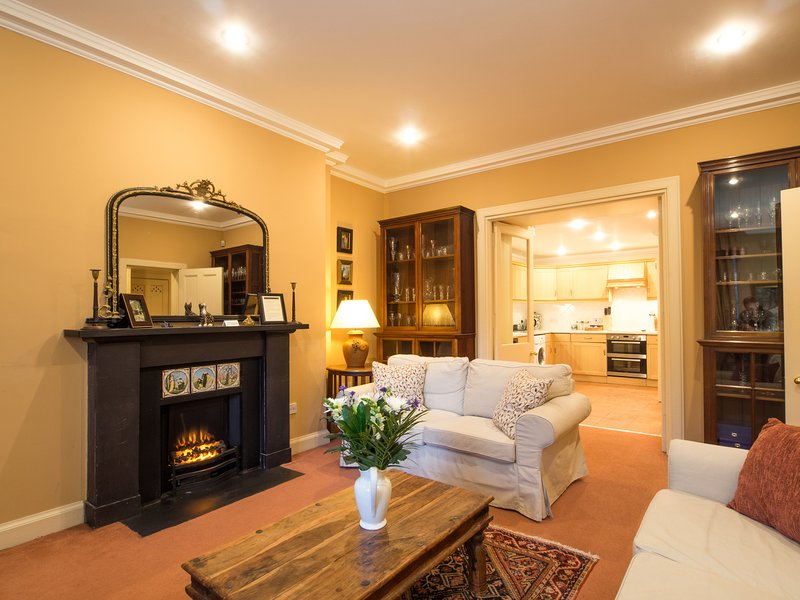 Drumsheugh Gardens Apartment - Image 1 - Edinburgh - rentals