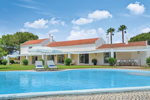 Peaceful Portugal Villa in Algarve - Villa de Diogo - Image 1 - Algarve - rentals