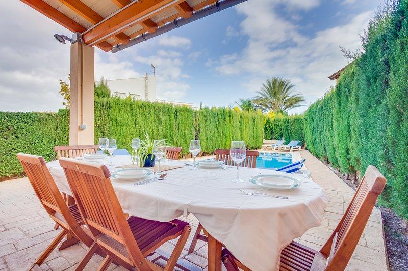 Villa Barcares - Image 1 - Alcudia - rentals