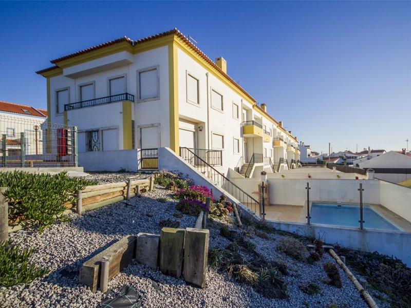 View from Ocean side - Baleal Beach Holiday Villa - The Sun Terrace House - Baleal - rentals