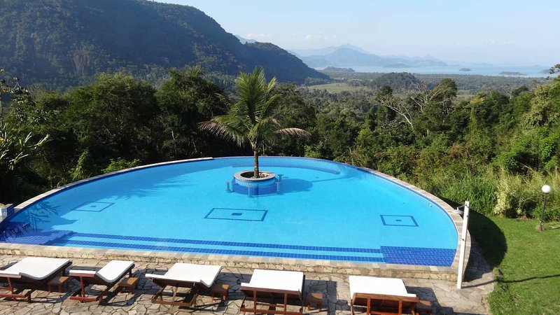 Luxury house with pool and fantastic view  Paraty - Image 1 - Paraty - rentals