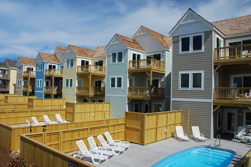 SandCastle Village Located in the Village at Nags Head  - Sand Castle 5 Bedroom Luxury Home New Construction - Nags Head - rentals