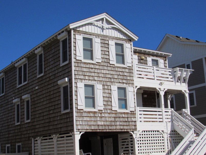 Island Delight by KEES Located at 3425 S. Memorial Nags Head - Island Delight - 5 BR - Incredible Backyard! - Nags Head - rentals