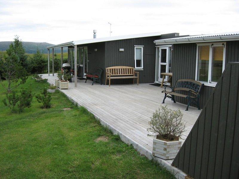 Kjarnholt * Gullfoss and Geysir - Image 1 - Braedratunga - rentals