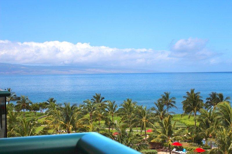Maui Resort Rentals: Honua Kai Konea 609 – Large 6th Floor Oceanview 2BR Interior Courtyard - Image 1 - Lahaina - rentals
