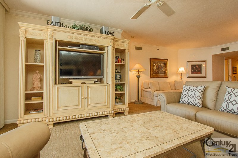 Living Area - Som 813 - Somerset - Marco Island - rentals
