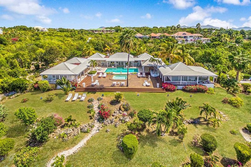 Clair de Lune at Terres Basses, Saint Maarten - Ocean View, Pool And Whirlpool. - Image 1 - Terres Basses - rentals
