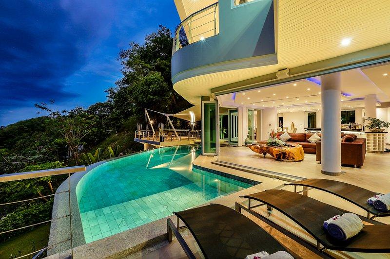 Villa Beyond, Sleeps 16 - Image 1 - Phuket - rentals
