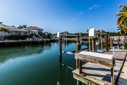 Water View - Colonial Ave - COL315 - Waterfront Tigertail Beach Home! - Marco Island - rentals