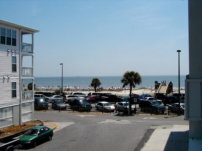 South Beach Ocean Condos - South - Unit 2 -Just Steps to the beach, Shops and - Image 1 - Tybee Island - rentals