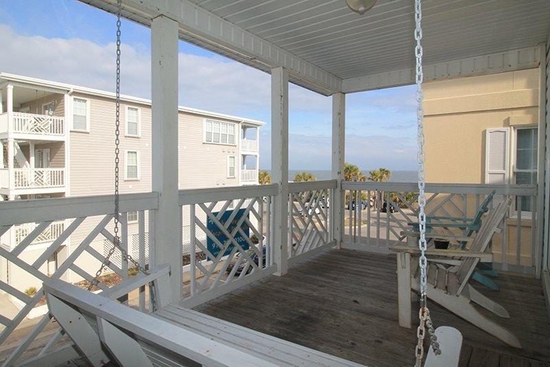 South Beach Ocean Condos - South - Unit 5 - Small Dog Friendly - FREE Wi-Fi - Image 1 - Tybee Island - rentals