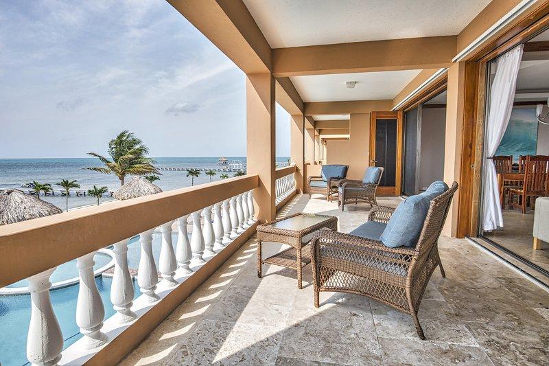 Gorgeous Beachfront Units - Hol Chan Reef Resort! - Image 1 - San Pedro - rentals