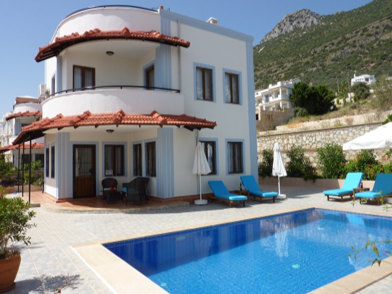 Villa Koru - Lovely Detached Villa - Private Pool and Sea Views - Kalkan - rentals