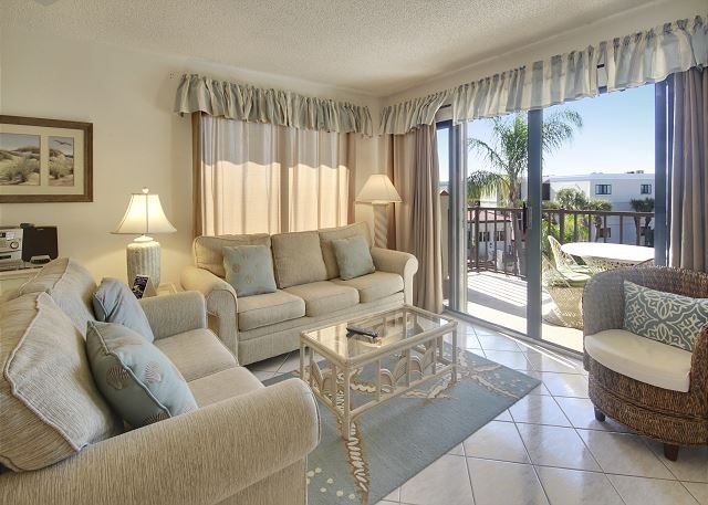 Land's End #407 building 1 - Gulf View - Image 1 - Treasure Island - rentals