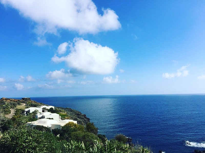 Each dammuso has a view guaranteed! - Le Case del Principe: wonderful waterfront house - Pantelleria - rentals
