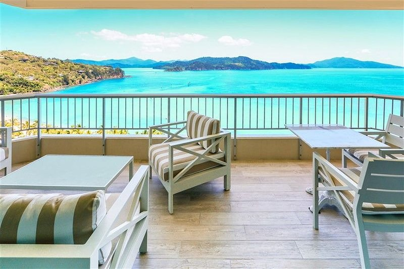 Balcony - Whitsunday Apt WW1306 - Hamilton Island - rentals