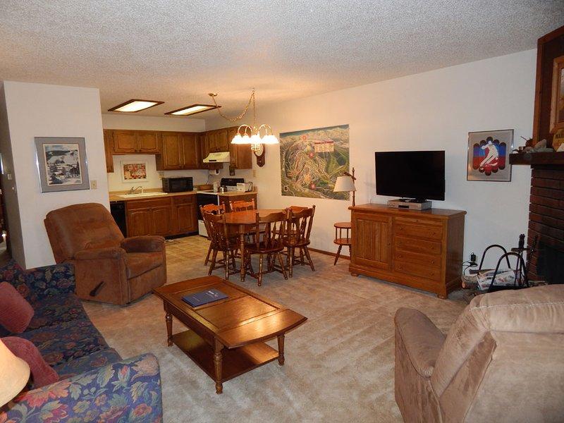 Winter Park Lodge II E304 - Image 1 - Fraser - rentals