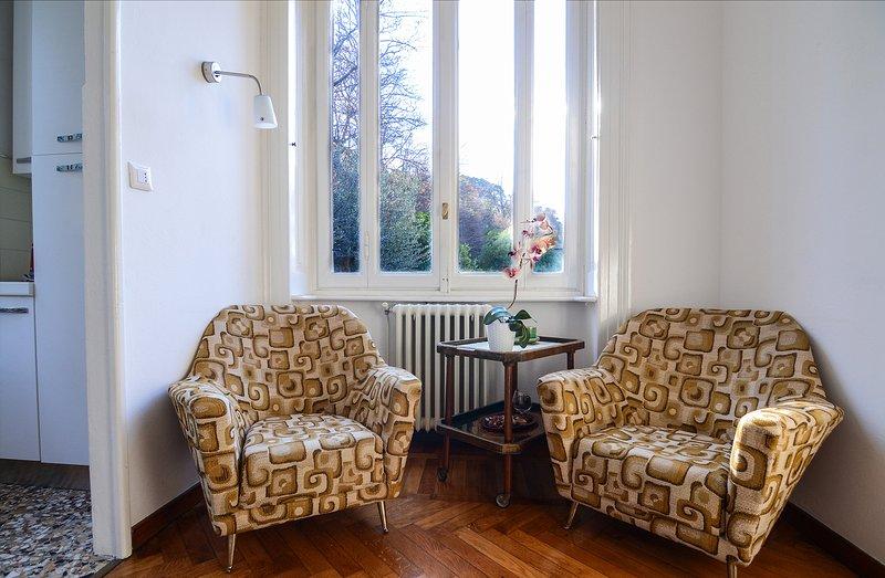 FAVOLA - Deluxe apartment with garden view - Image 1 - Bellagio - rentals